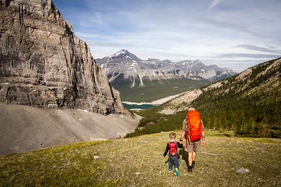 2015 Canada Hiking