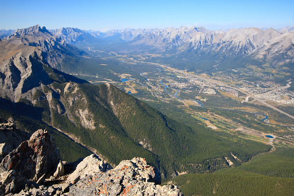 bow valley and canmore